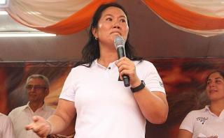 Keiko pide regreso de 24x24 y exige a Humala medidas de impacto