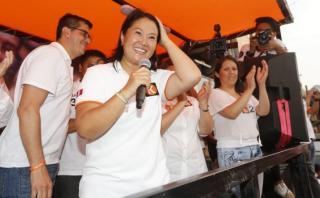 Keiko no será citada al Congreso por caso de Joaquín Ramírez