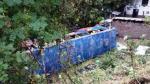 Cusco: despiste y vuelco de bus deja al menos 32 heridos - Noticias de vuelco