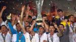 ¡Sevilla tricampeón de Europa League! Ganó 3-1 al Liverpool - Noticias de luis fabiano