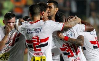 Sao Paulo a semis de Libertadores: eliminó a Atlético Mineiro