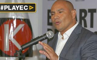 Joaquín Ramírez pidió licencia de la secretaría general de FP