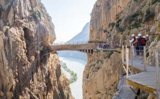 Cinco de las rutas de trekking más peligrosas del mundo