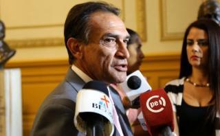 """""""Fuerza Popular va a alquilar los locales de Joaquín Ramírez"""""""
