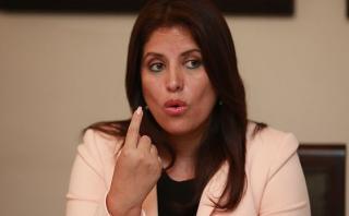 """Carmen Omonte: """"Es más probable"""" que vote por Keiko que por PPK"""
