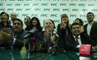 Elecciones 2016: PPC anuncia mañana postura ante segunda vuelta