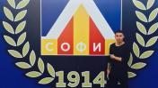 Jean Deza es nuevo jugador del Levski Sofia de Bulgaria