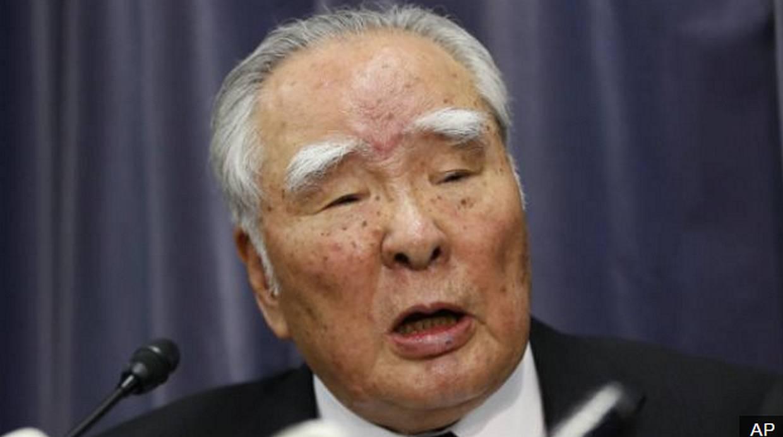 Osamu Suzuki, director ejecutivo de Suzuki, negó mala intención en la alteración de datos. (Foto: BBC Mundo)