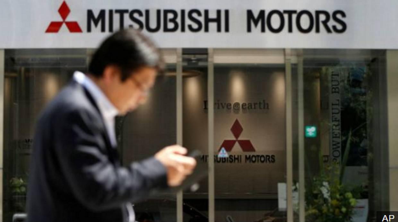 Mitsubishi admitió haber falsificado los datos de consumo. (Foto: BBC Mundo)