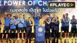 Leicester celebró con hinchas de Tailandia título de Premier - Noticias de miles morgan