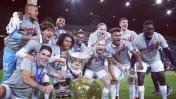 Yordy Reyna conquistó la Copa de Austria con Red Bull Salzburg