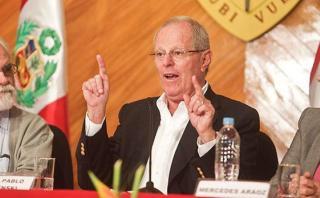 """PPK sobre Keiko y los 90: """"Ella no era la presidenta del Perú"""""""