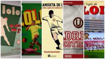 Lolo Fernández, el futbolista peruano que más libros inspiró
