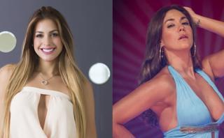 """""""El gran show"""": Milett Figueroa no le teme a Tilsa [VIDEO]"""
