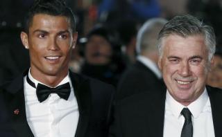 ¿A Cristiano Ronaldo le importa el dinero? Ancelotti responde