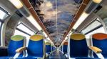 Disfruta de un paseo lleno de arte en estos trenes de Francia - Noticias de afiches