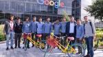 Jugadores de la Liga BBVA visitaron la sede de Google - Noticias de xabi prieto