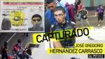 Venezuela: Capturan a manifestante que masacró a mujer policía - Noticias de ministerio del interior y justicia de venezuela