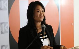Keiko Fujimori acusa al Gobierno por las últimas denuncias