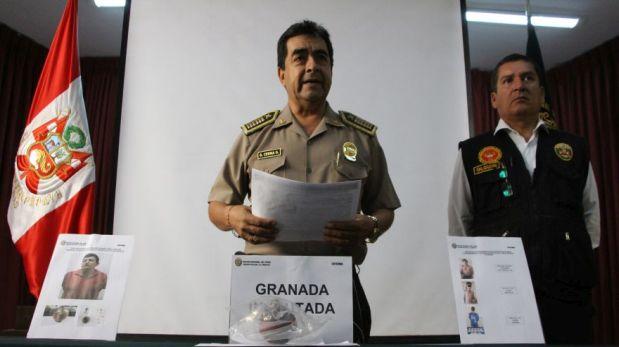 Delincuente fue capturado en la cuadra 15 de la calle José Artigas de La Esperanza, uno de los distritos trujillanos más convulsionados de La Libertad. (Johnny Aurazo / El Comercio)