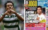¿André Carrillo está en la mira del Atlético de Madrid?
