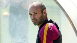 Andrés Iniesta piensa que Sevilla hará sufrir al Barcelona