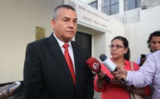 Daniel Urresti: Hasta ahora me duele traición de Ollanta Humala