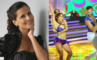 ¿Mónica Sánchez se molestó por eliminación de David Villanueva?