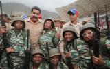 """La milicia con la que Nicolás Maduro frenará """"una invasión"""""""