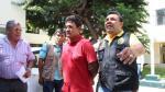 Trujillo: cae sujeto que asaltaba con granada a transportistas - Noticias de policía nacional del perú