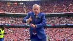 La hilarante celebración de Alan Pardew, técnico del Palace - Noticias de alan pardew
