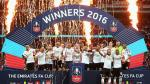 Manchester United: las mejores imágenes del título de FA Cup - Noticias de wayne rooney