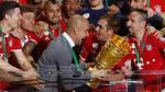 Bayern Múnich: la emotiva celebración de la Copa Alemana - Noticias de sven bender