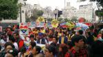 Marcha por la Igualdad: así se vivió movilización LGBT - Noticias de lgbt