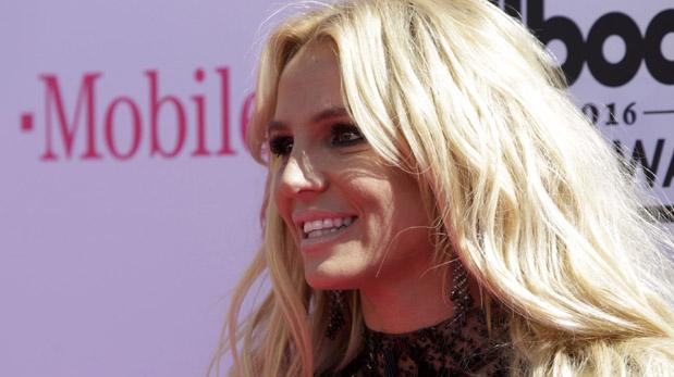Britney Spears en los Billboard Music Awards. (Fotos: Reuters)