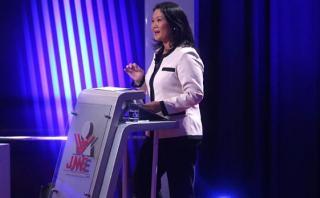 Keiko: Plan de PPK defiende a grandes empresarios, es elitista