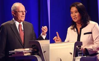 PPK habló de Alberto Fujimori en debate con Keiko [VIDEOS]