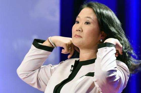 Debate presidencial: Keiko y PPK polemizaron en Piura [FOTOS]