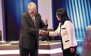 Debate presidencial: ¿Keiko o PPK, quién ganó la polémica?