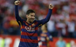 Messi es el mejor del mundo para los jugadores de la Bundesliga