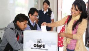 ONPE propone que miembros de mesa reciban un pago en efectivo