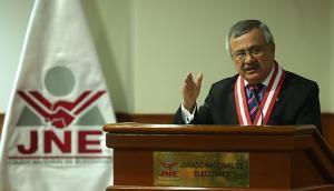 JNE: El Perú ganó con debate descentralizado entre candidatos