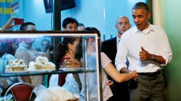 Obama en Vietnam: Postales del encuentro con un viejo enemigo