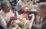 Obama cenó por US$6 en Vietnam con el chef Anthony Bourdain