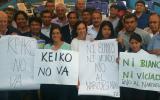 Verónika Mendoza señala que no votará en blanco ni viciado