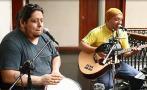 """Semillas en una sesión acústica desde """"El Comercio"""""""