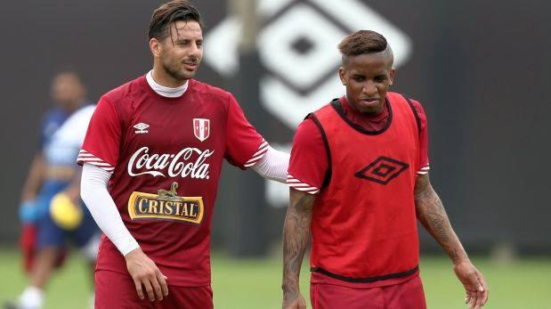 Para Erick Osores, Claudio Pizarro y Jefferson Farfán no deben regresar a la selección peruana. (Foto: USI)