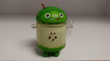 Google: los robots de Android más extraños que verás