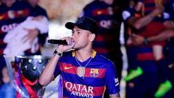 """Neymar: """"Soy muy feliz en este club y yo soy del Barcelona"""""""