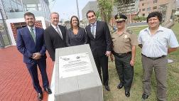 Invierte S/560 mil en remodelación de parque en San Miguel